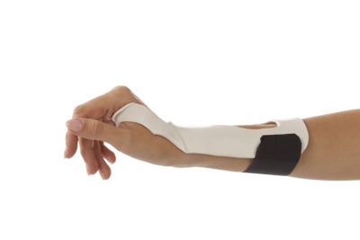 Dorsal Cock-Up Orthosis in Orfit Eco